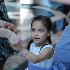 Photography – Little Wedding Girl