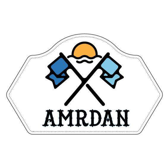 AMRDAN Blog Logo