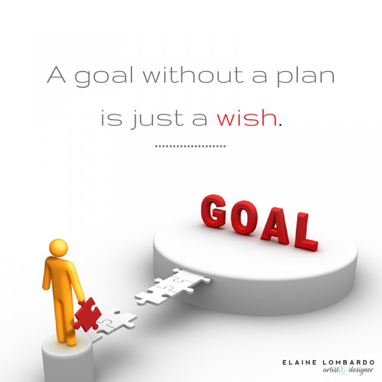 succeeding goals with or without an