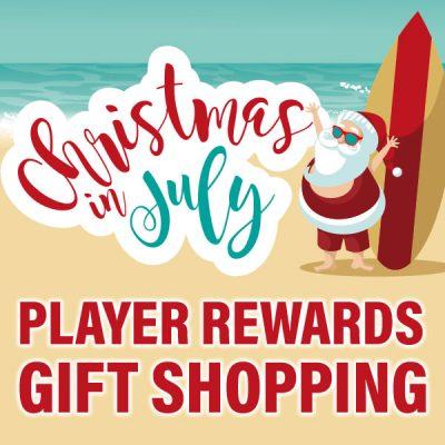 Christmas in July Casino Promotion